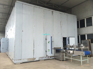 High Quality Double Spiral Freezer 1000kg -3000kg/h for Frozen Food Seafood Processing