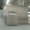 Individually Quick Freezer IQF Freezer / Fluidized Bed Freezer Machinery For Frozen Fries