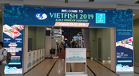 August 29, 2019 to 31, the company participated in the fishery exhibition of Ho Chi Minh City.