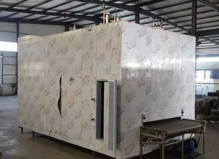 China Supplier Mesh/Plate Belt Tunnel Quick Freezer/Blast Tunnel Freezer